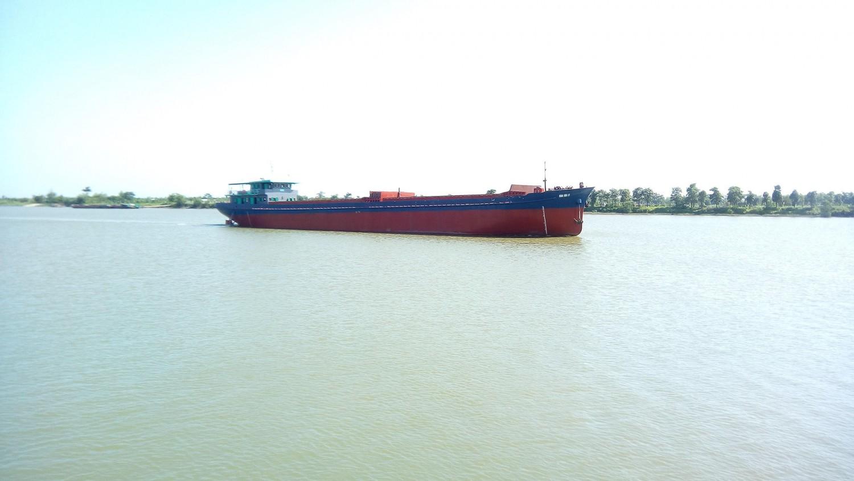 Tháng 6/2017 hạ thủy & đưa vào hoạt động 01 tàu SB với trọng tải 2800 tấn